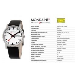 Orologio Mondaine - Evo Day-Date