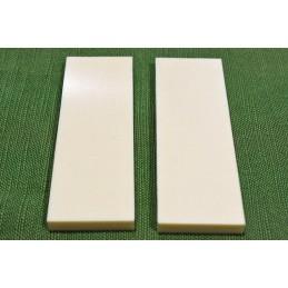 Micarta Avorio Plates 8X40X120