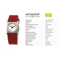 Orologio Mondaine - Evo Cube