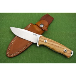 Lion Steel M5 M/Olive Wood