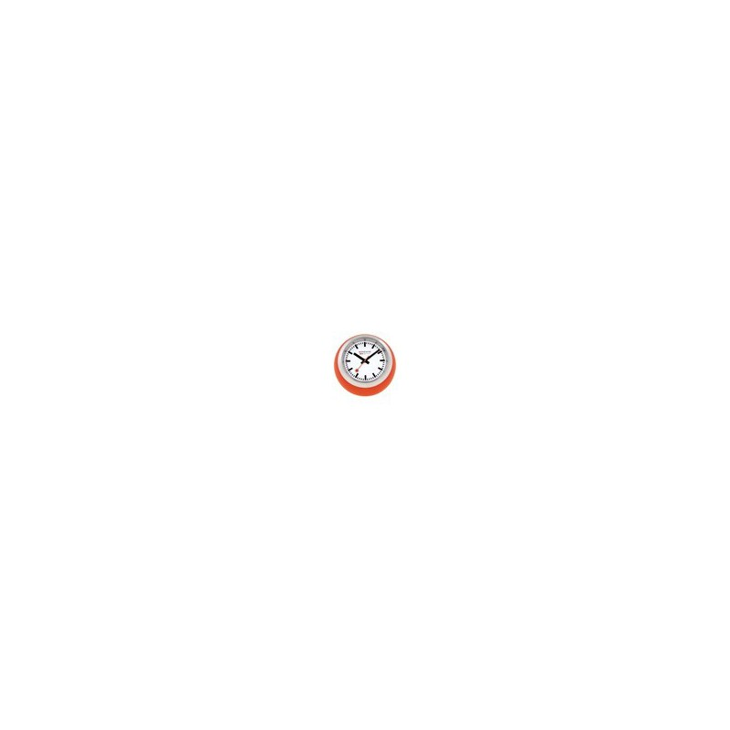 Orologio Mondaine - Globe Arancione