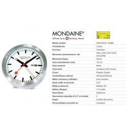 Orologio Mondaine - Mini Desk