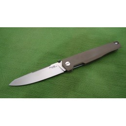 Mr.Blade Pike Stonewash Knife