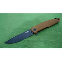 Mr.Blade Lance Brown Knife