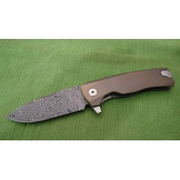 Lion Steel Rok Damascus &...