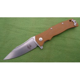Brown Maserin Reactor Knife