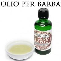 Olio per barba lunga | Tonico barba | Dolcimascolo Roma