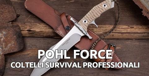 coltelli pohl force knives